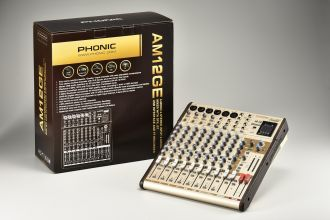 Phonic AM12GE Микшерный пульт