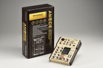 Phonic AM5GE Микшерный пульт