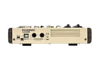 Phonic AM6GE Микшерный пульт